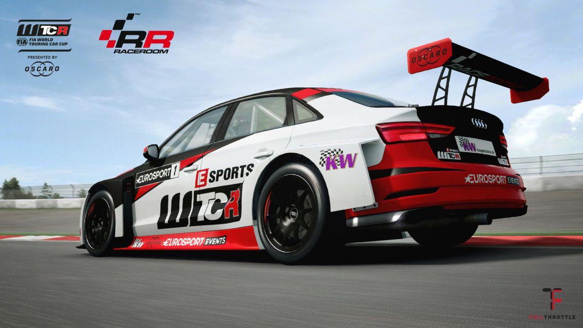 Do wygrania 25 000 euro w konkurs RaceRoom i WTCR.
