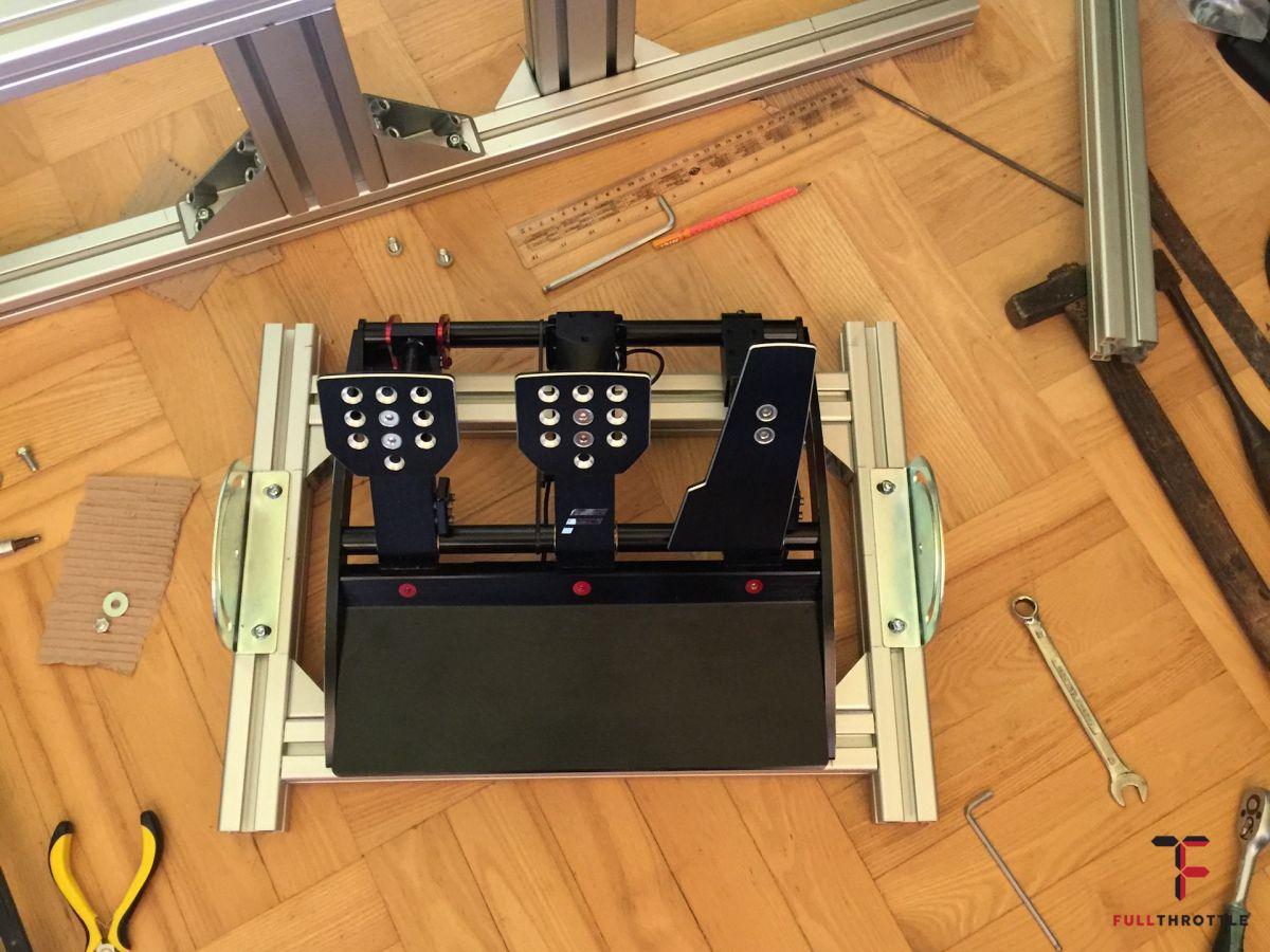 Przygotowane do zamontowania ClubSport Pedals V3.