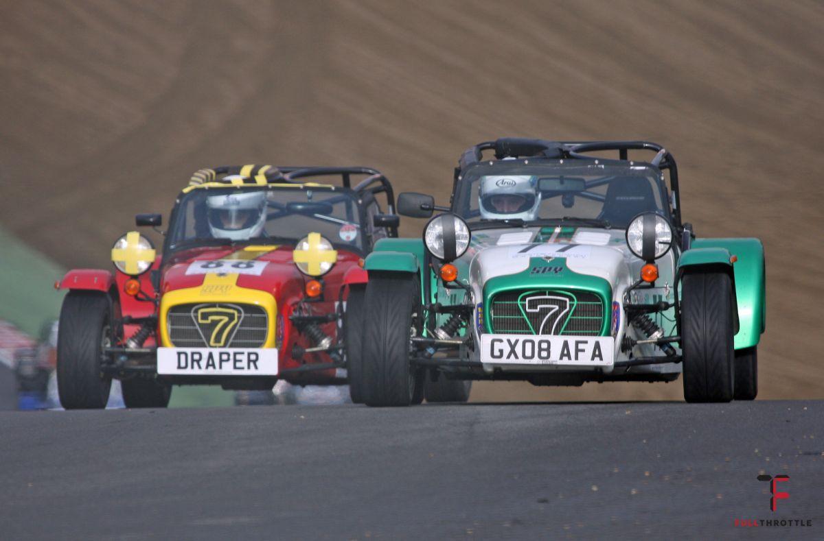 Akademia Caterham Racing. Fot. Brian Snelson.