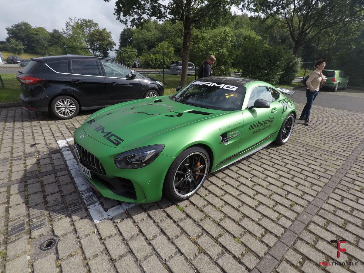 Bestia - Mercedes GT