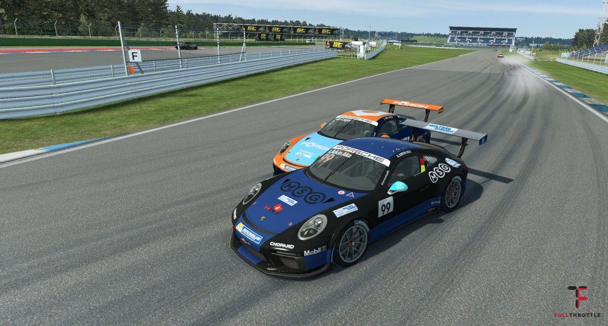 911 GT3 Cup Race Room